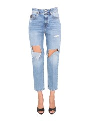 VERSACE JEANS COUTURE - JEANS STRAIGHT LEG