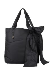 RED (V) - BORSA TOTE KNOT ME UP