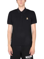MOSCHINO - POLO REGULAR FIT