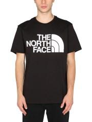 THE NORTH FACE - T-SHIRT GIROCOLLO