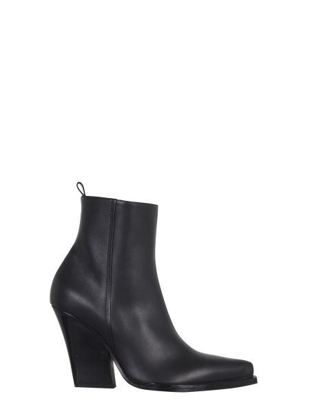 Magda Butrym - Leather Cowboy Boots