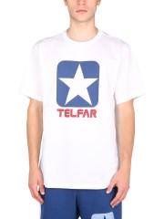TELFAR X CONVERSE - T-SHIRT CON LOGO