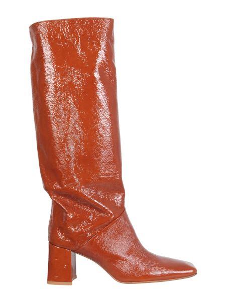 Miista - Painted Leather Finola Boots