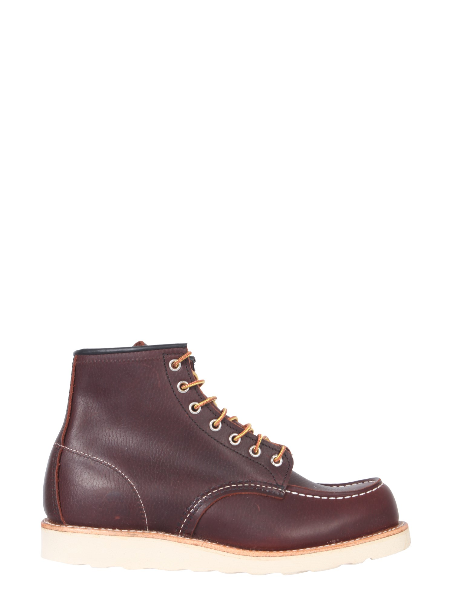 Red wing moc toe lace-up boots - red wing - Modalova