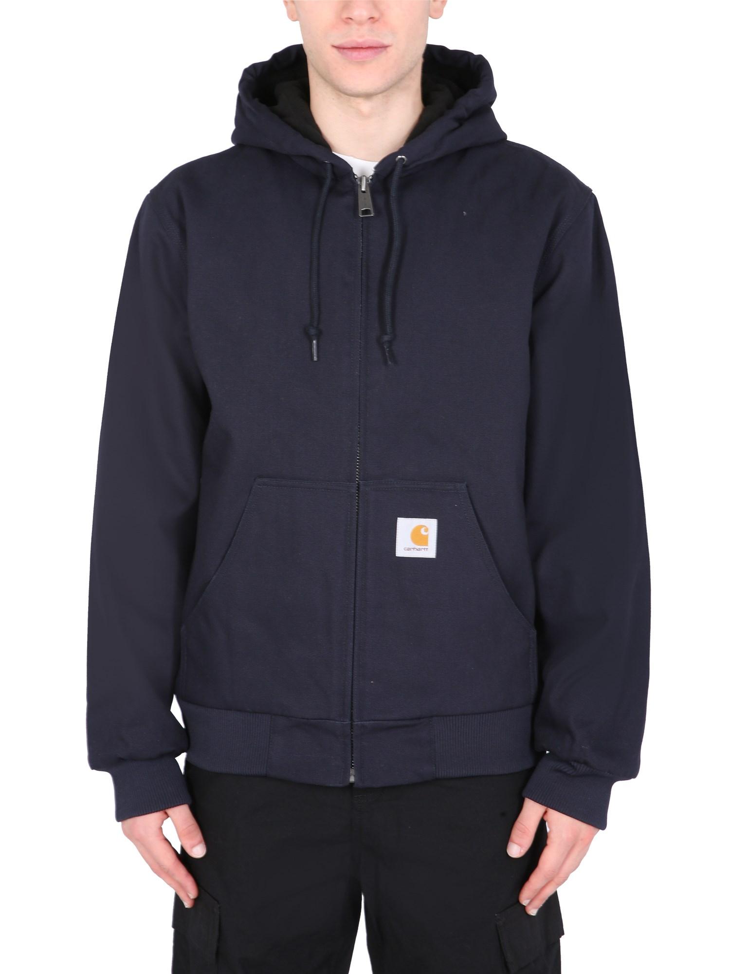 Carhartt wip jacket with zip - carhartt wip - Modalova