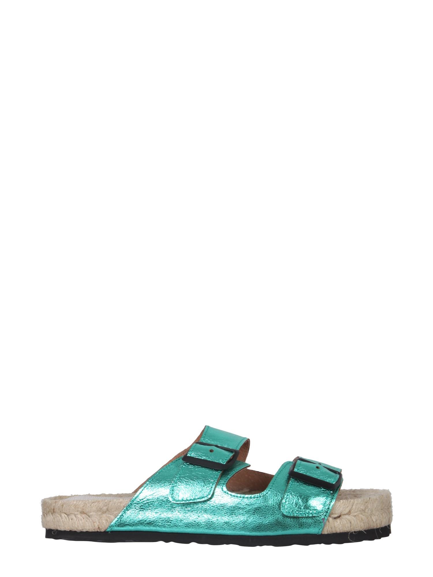 Manebi nordic hollywood sandals - manebi - Modalova