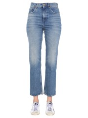 """GOLDEN GOOSE DELUXE BRAND - JEANS """"NEW CROPPED FLARE DERYN"""""""