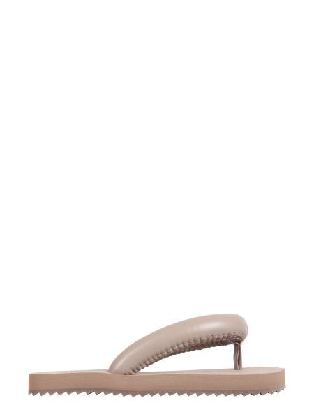 Yume Yume - Suki Faux Leather Flip Flops
